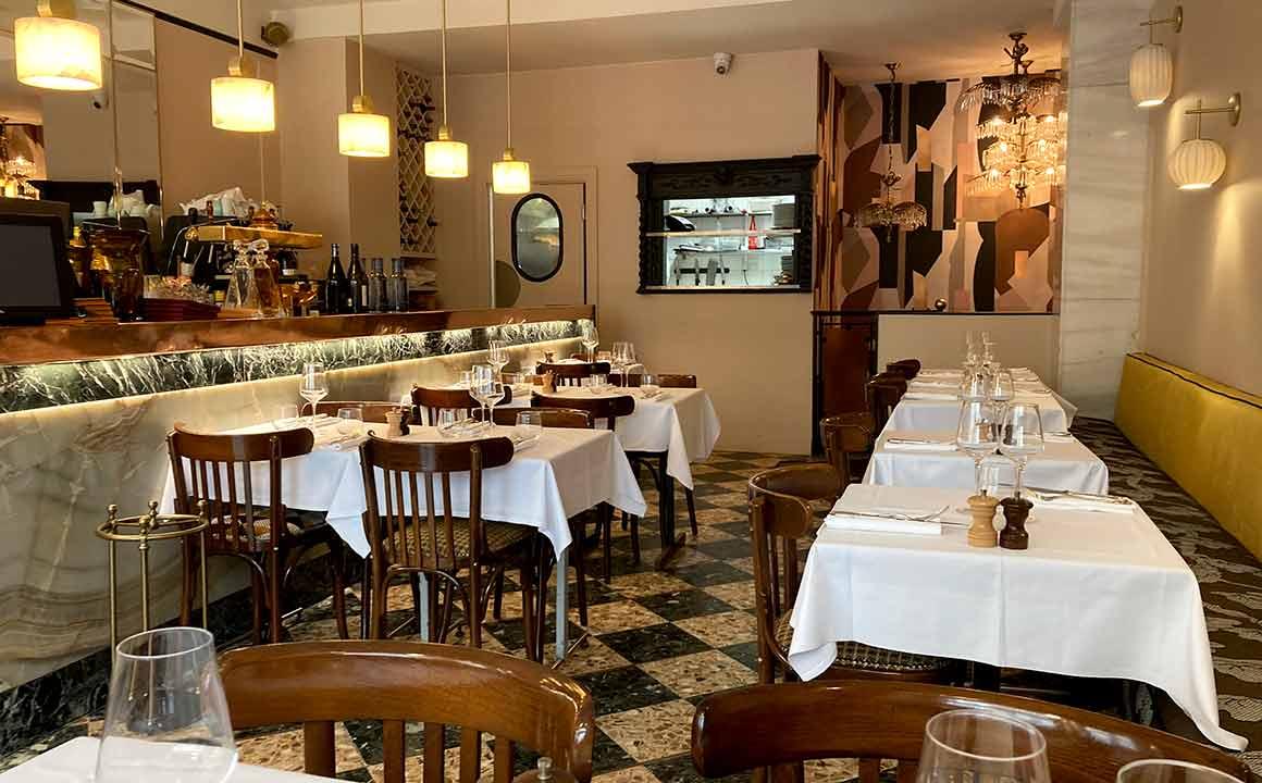 Restaurant Le Petit George