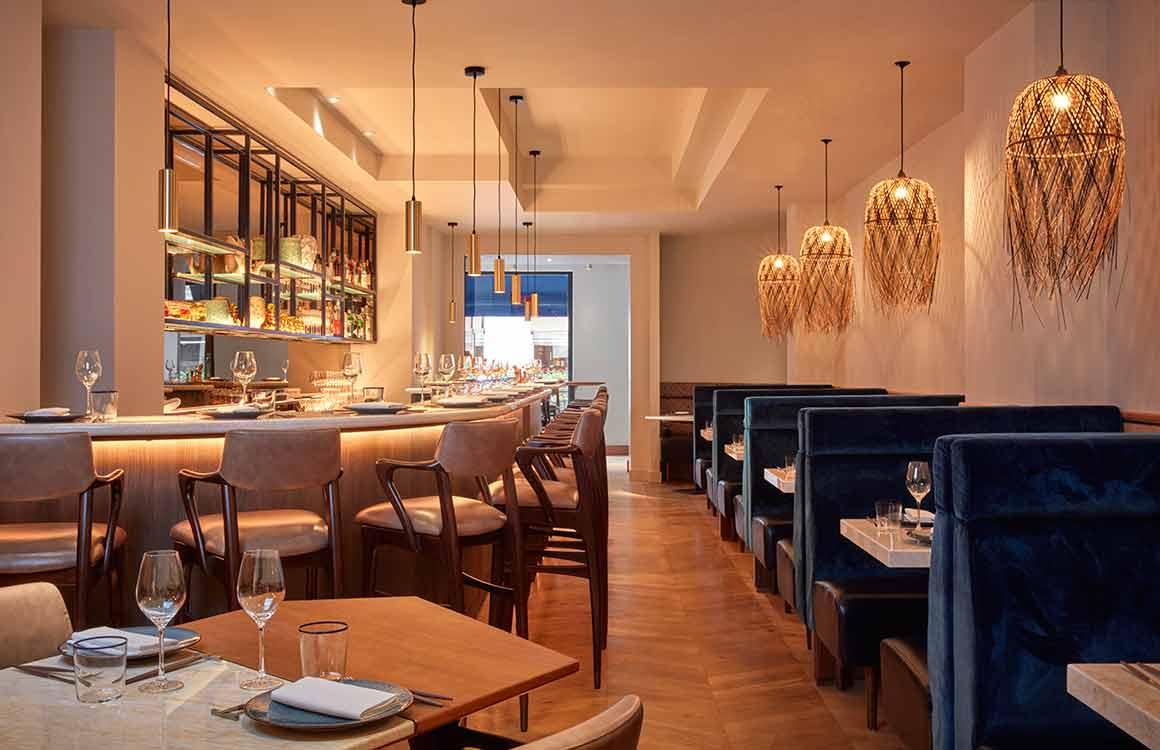 Le Bar des Prés à Londres