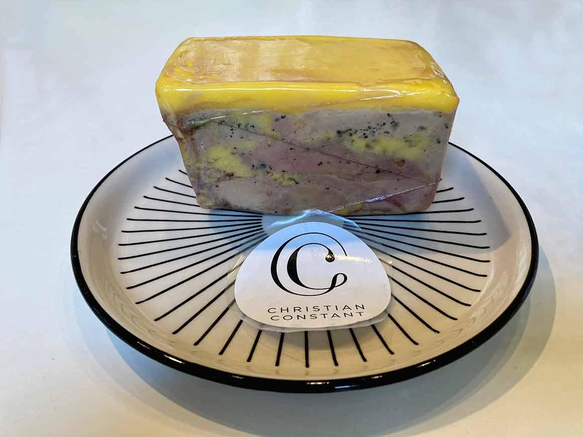 Le bloc de foie gras du Café Constant