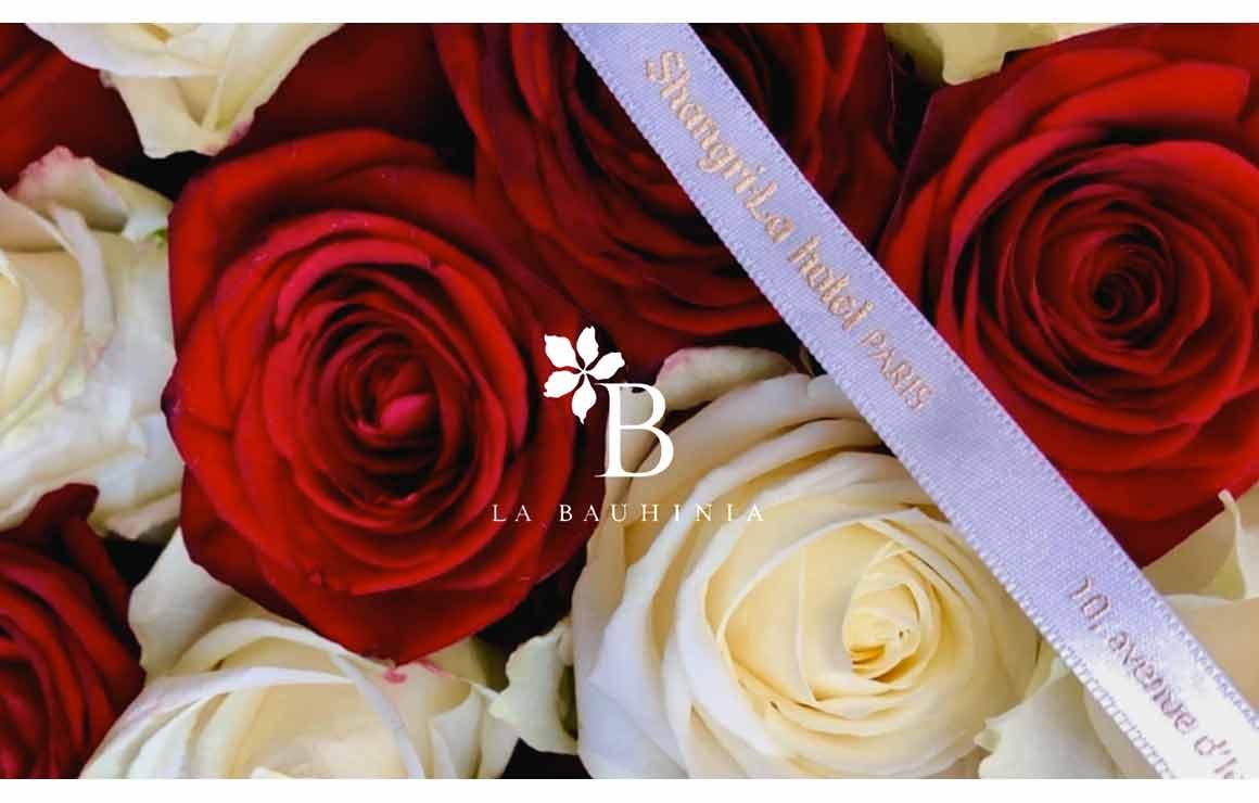 Saint Valentin 2021 Le Shangri La Paris