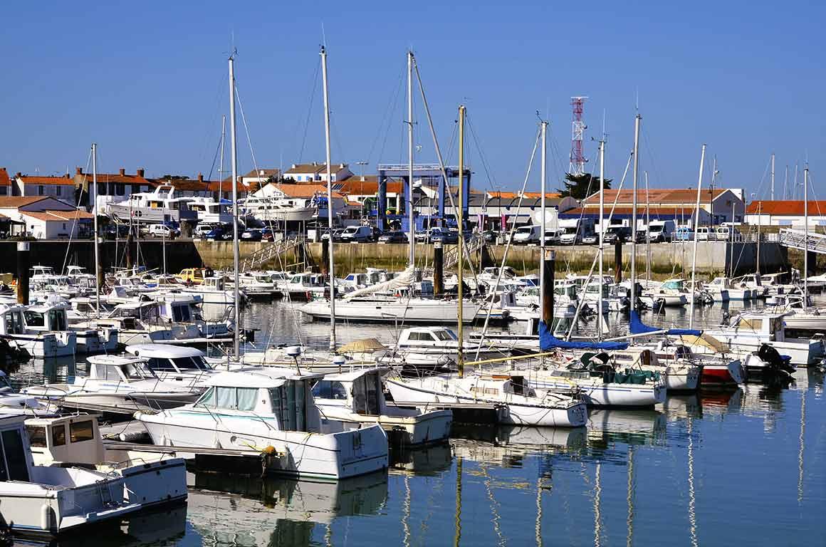 La Marine, L'Ile de Noirmoutier France
