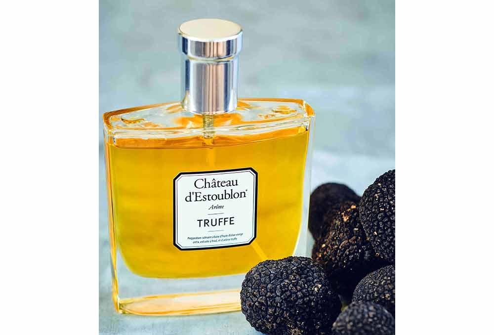 L'huile d'olives d'Estoublon