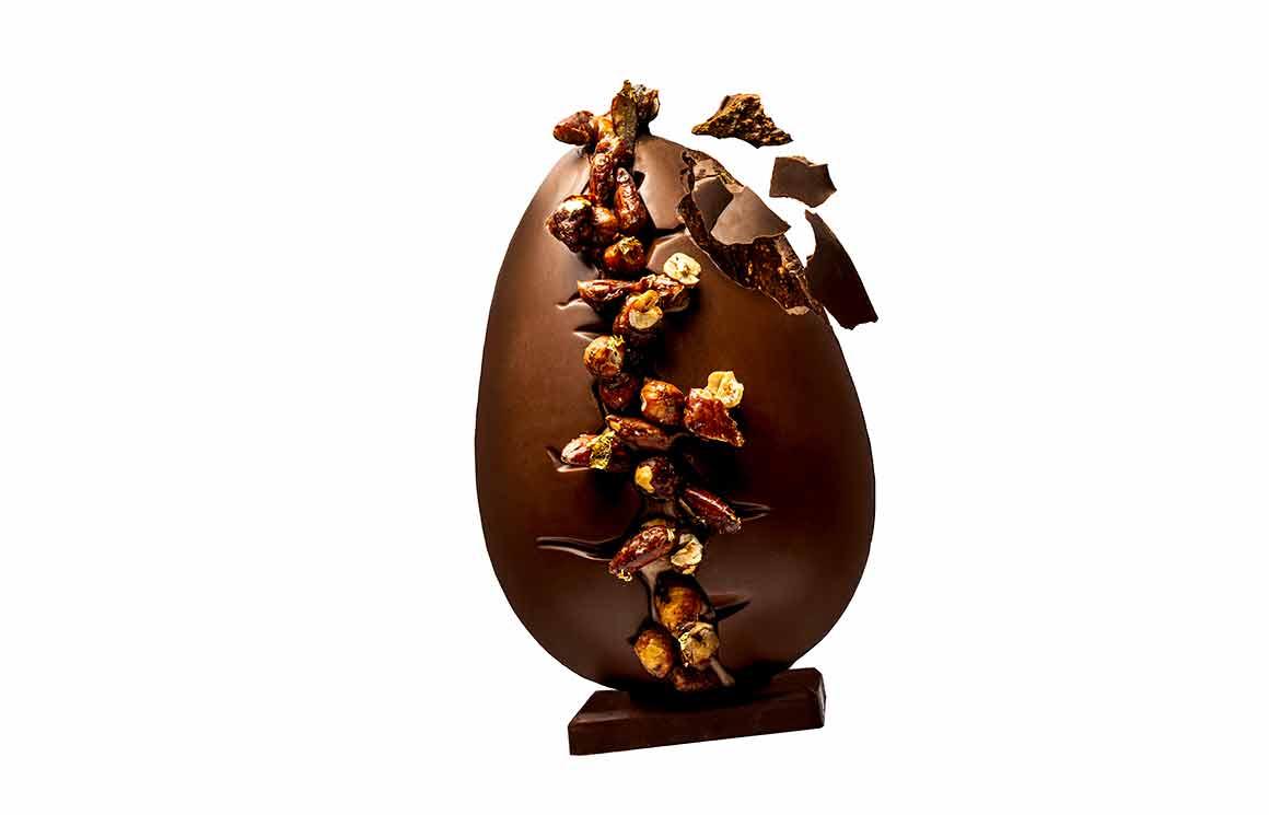 L'oeuf en chocolat de Philippe Conticini