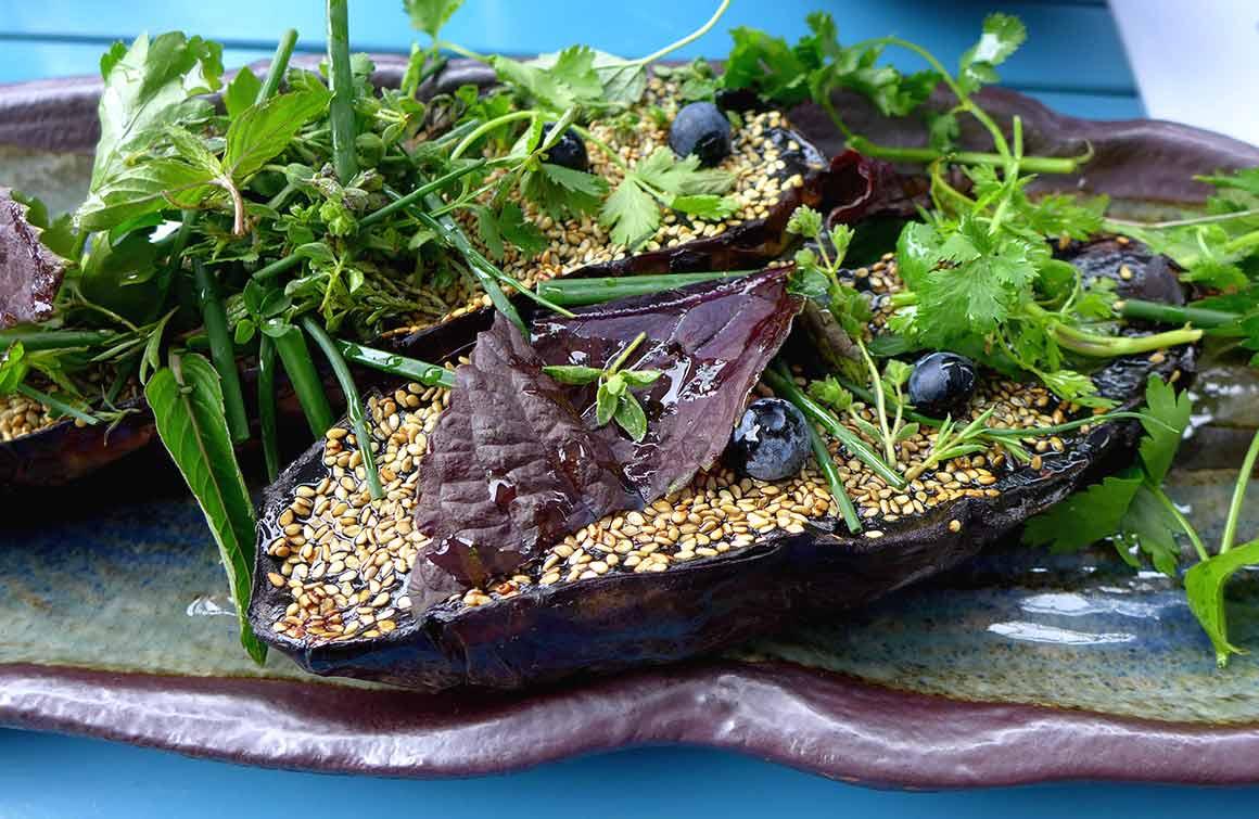 Restaurant Taisho aubergine