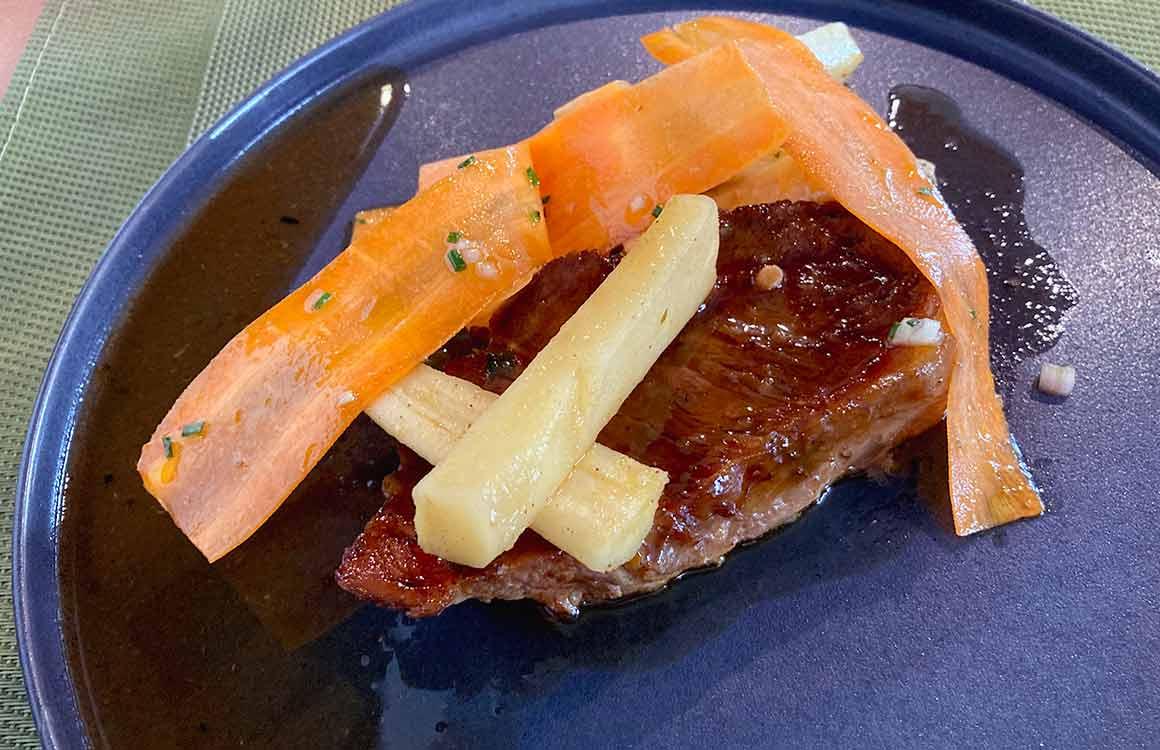 Restaurant Nous4 paleron de veau