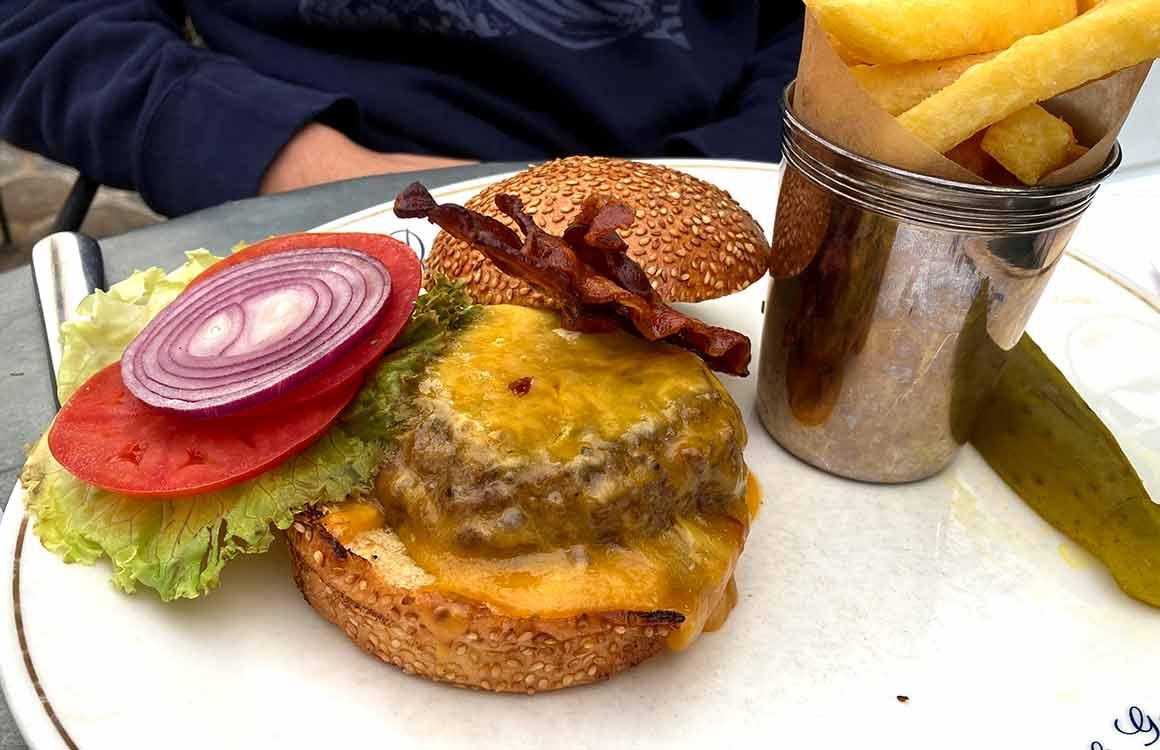 Restaurant Ralph's Burger