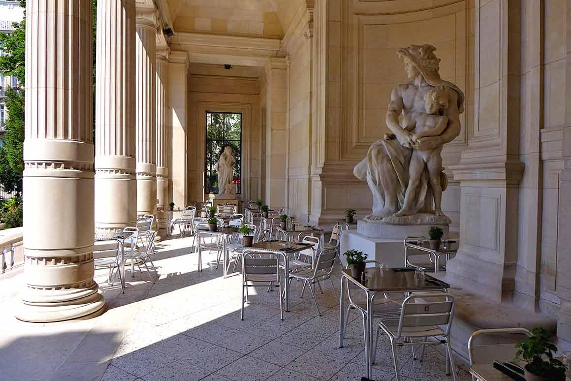 Restaurant Les Petites Mains la galerie