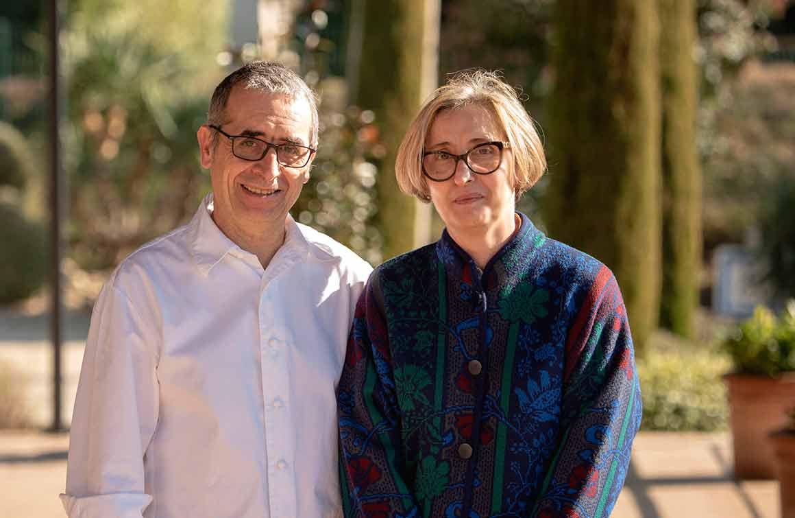 Le Pré Gourmand Patrick Léonce et Christine Fare