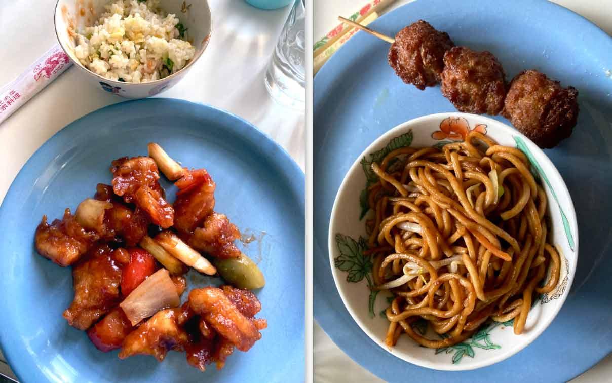 Nouvel An Chinois Chez Ly et traiteur