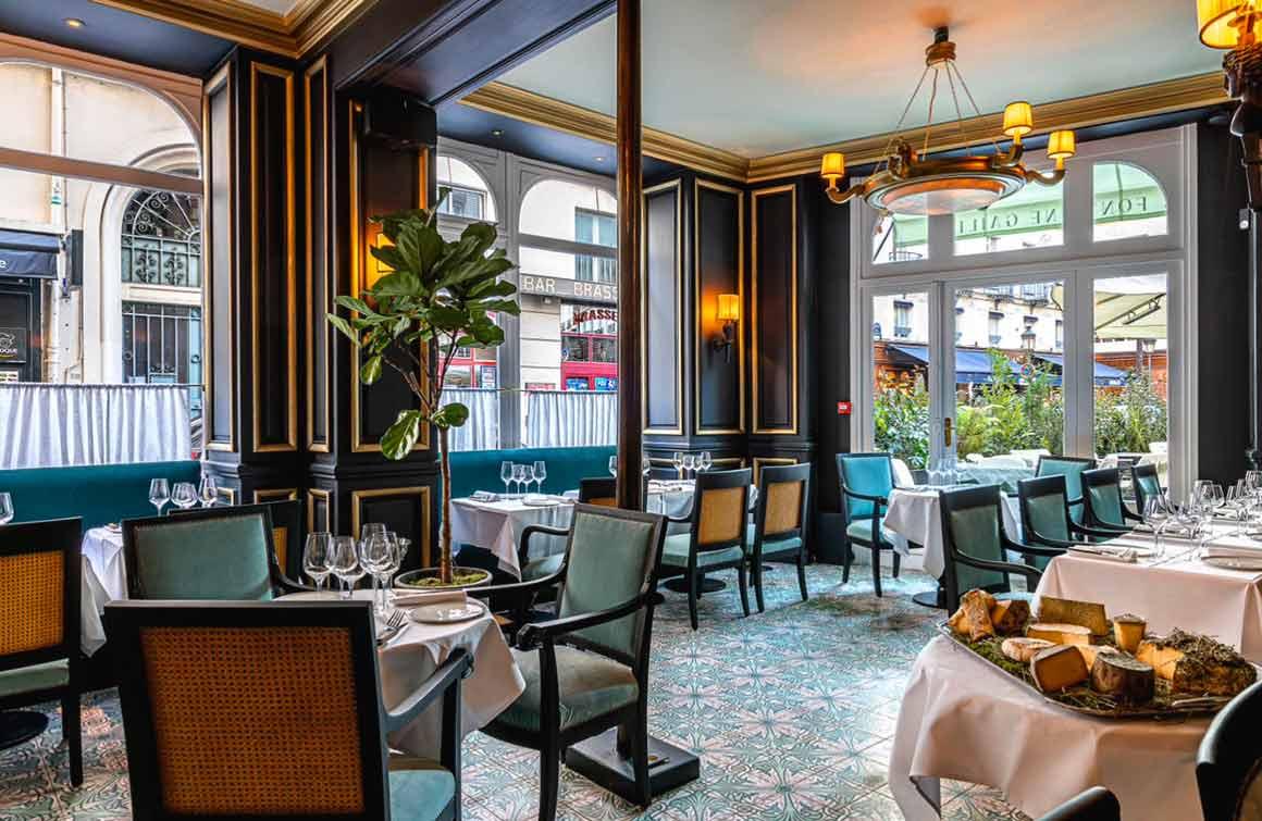 Restaurant La Fontaine Gaillon la salle