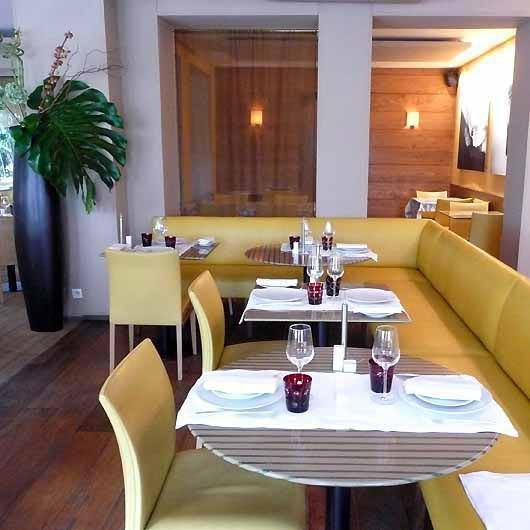 Restaurant 6 New York, son élégante salle