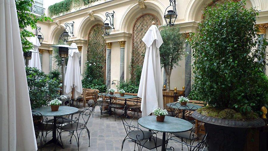 Préférence Article Restaurant Paris | Ralph's de Ralph Lauren - 75006 JJ25