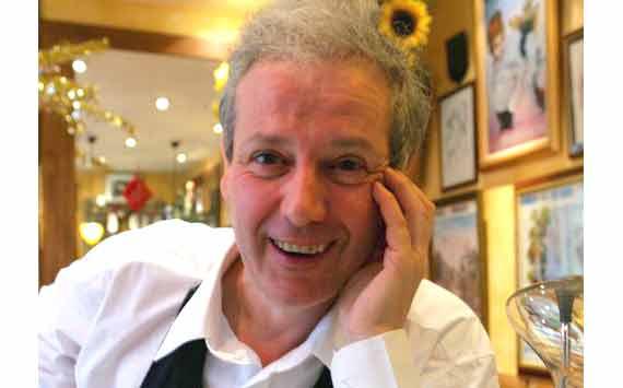 Restaurant A La Bonne Franquette, le chef