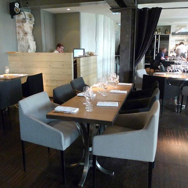 Restaurant A La Marguerite, la salle