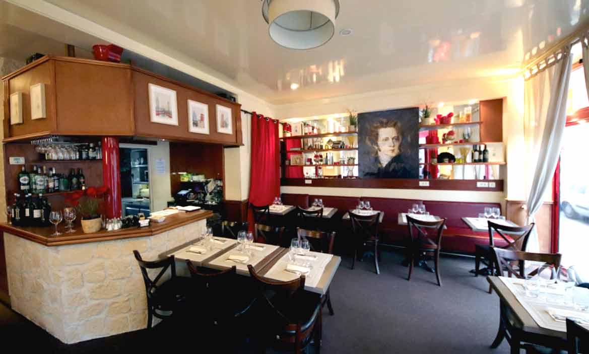 Restaurant Bellini, La salle