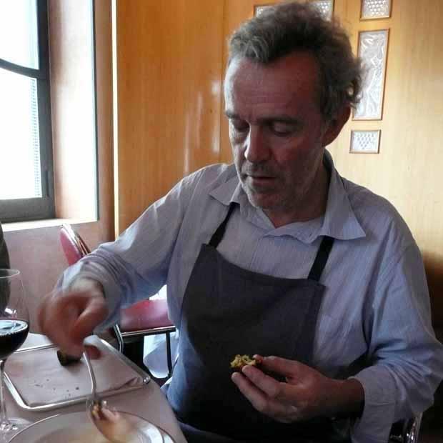 Restaurant L'ARPEGE : Alain Passard
