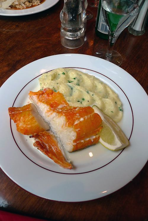 Restaurant Angkora Lounge filet de haddock