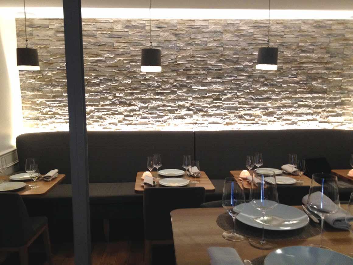 Restaurant Anthocyane : La salle
