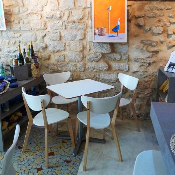 Restaurant Assaporare, décor contemporain