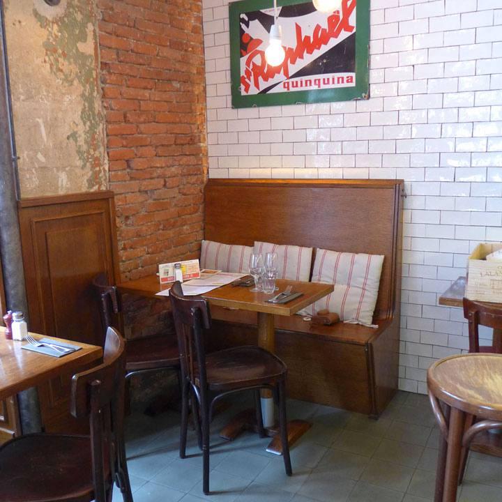Restaurant au Bon Coin à Paris 75005