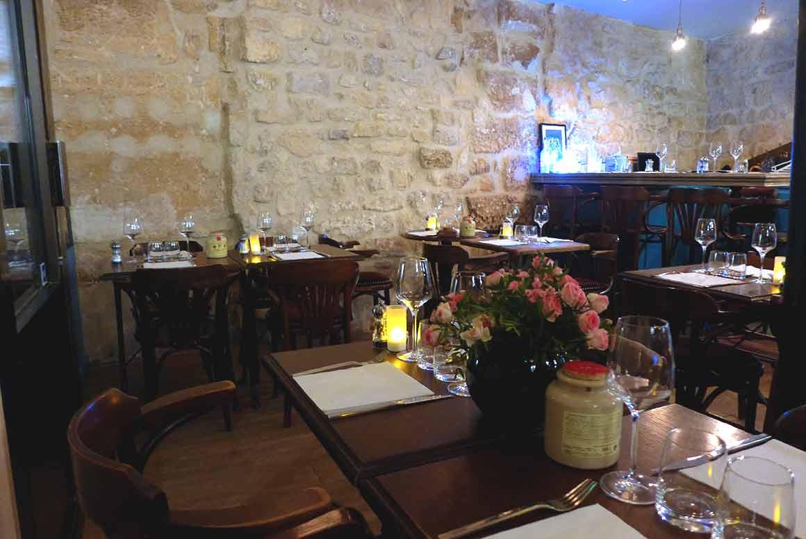 Restaurant Au Coup de Torchon : La salle