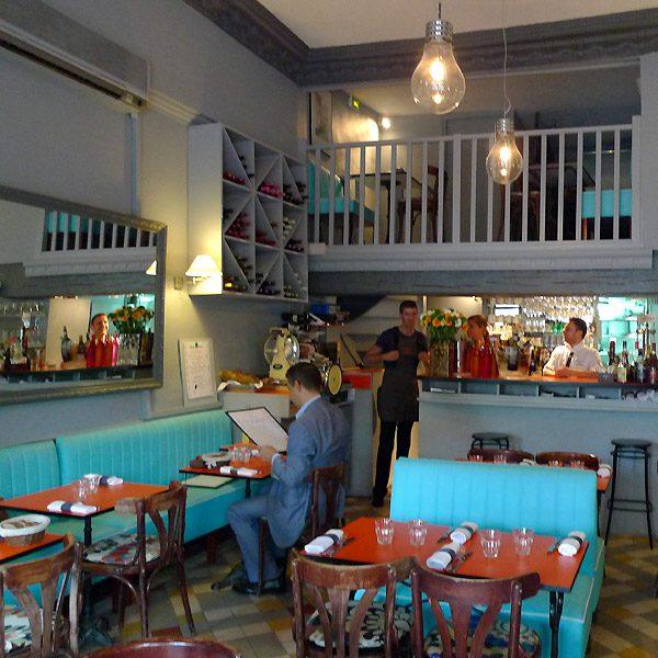 Restaurant Au Rendez-vous des Camionneurs : La salle
