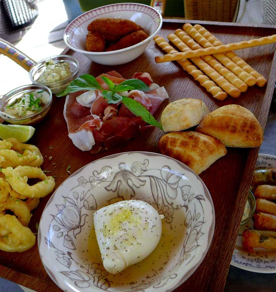 Brasserie AUTEUIL : Planche à partager