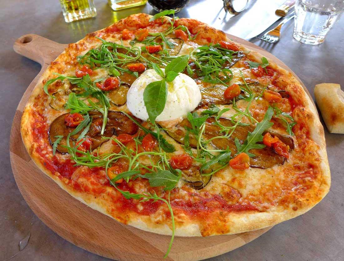 Brasserie AUTEUIL : Pizza