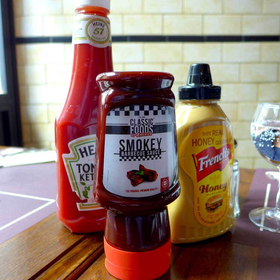 Restaurant Bieh : Sauces indispensables