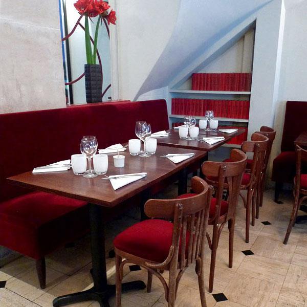 Restaurant Bistro T par Le Un : La salle