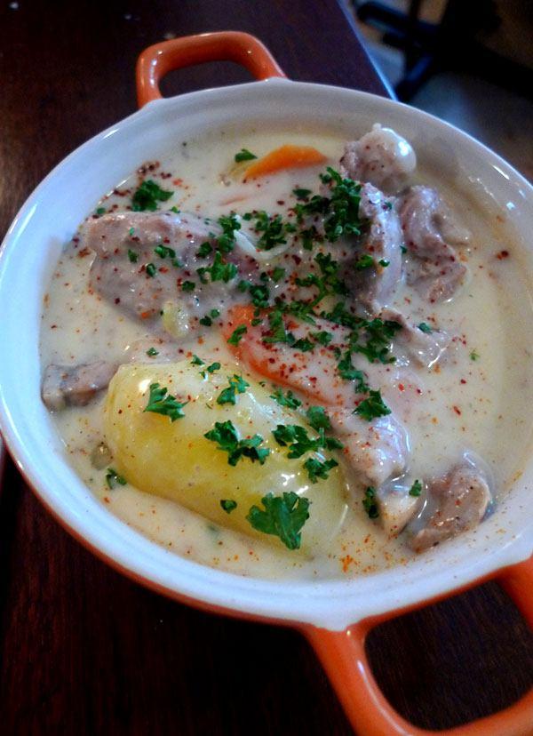 Restaurant Bistro T par Le Un blanquette de veau