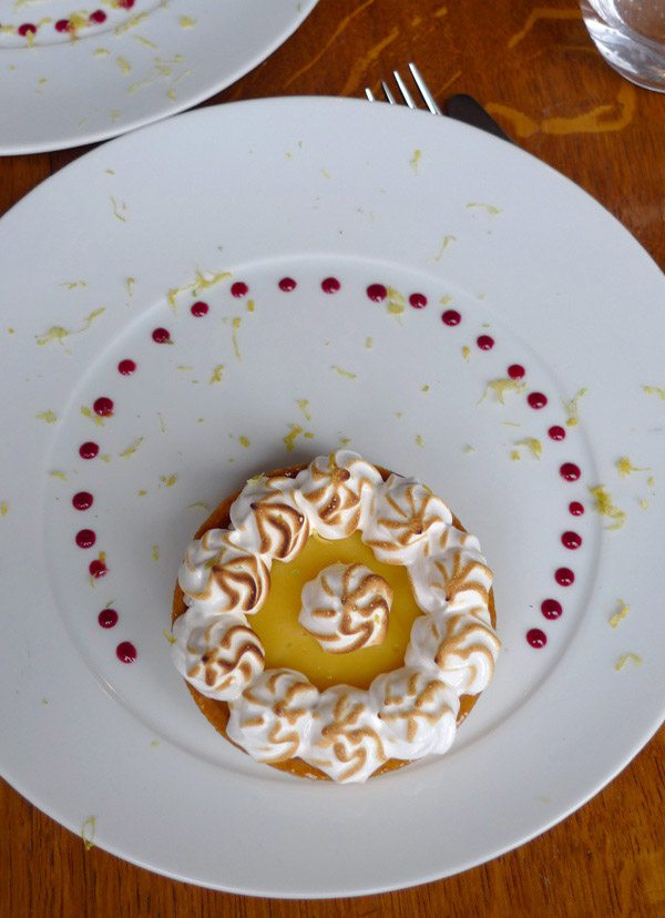 Les Bistrotters tarte citron