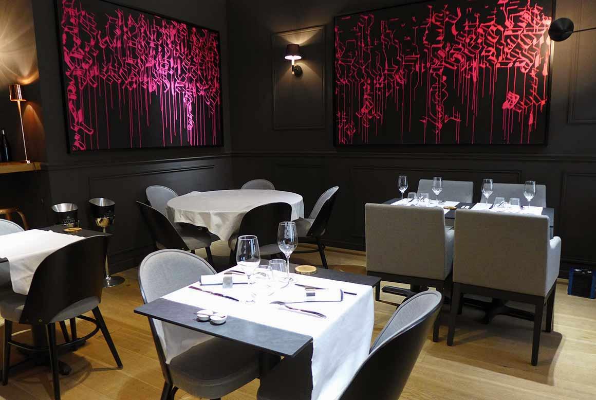 24 Le Restaurant : La salle