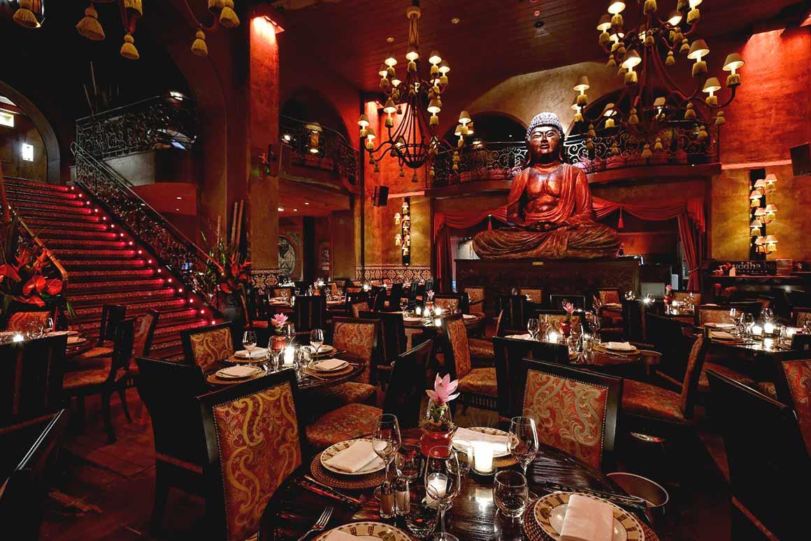 Restaurant Buddha Bar la salle