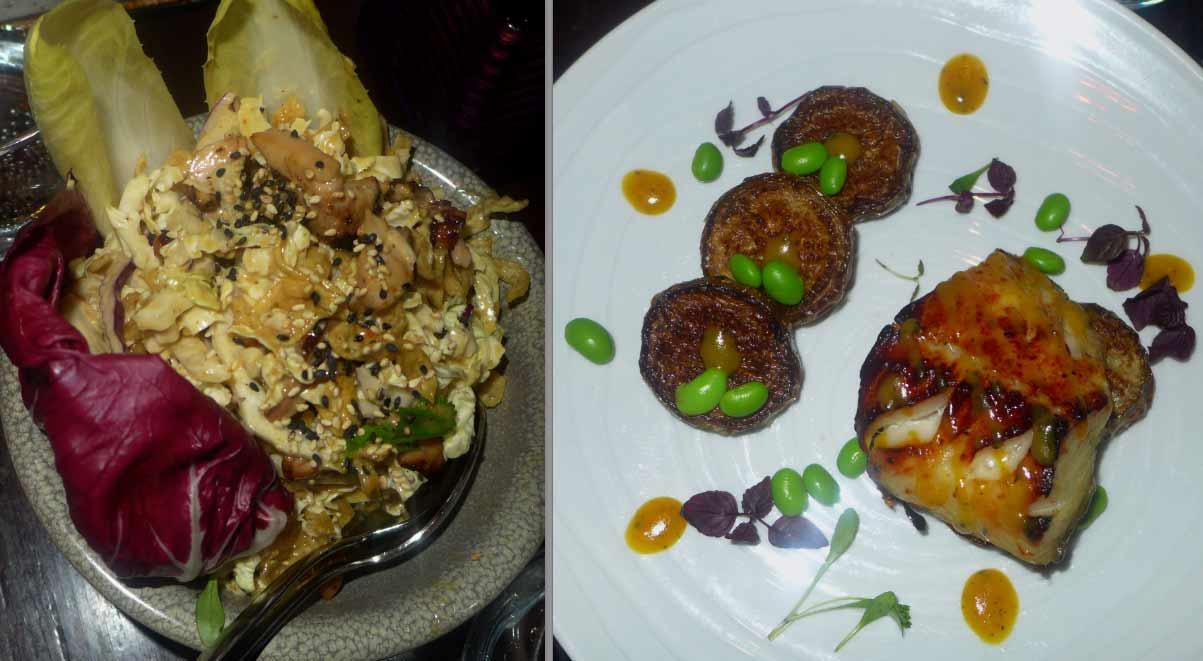 Restaurant Buddha Bar, un  autre plat copieux