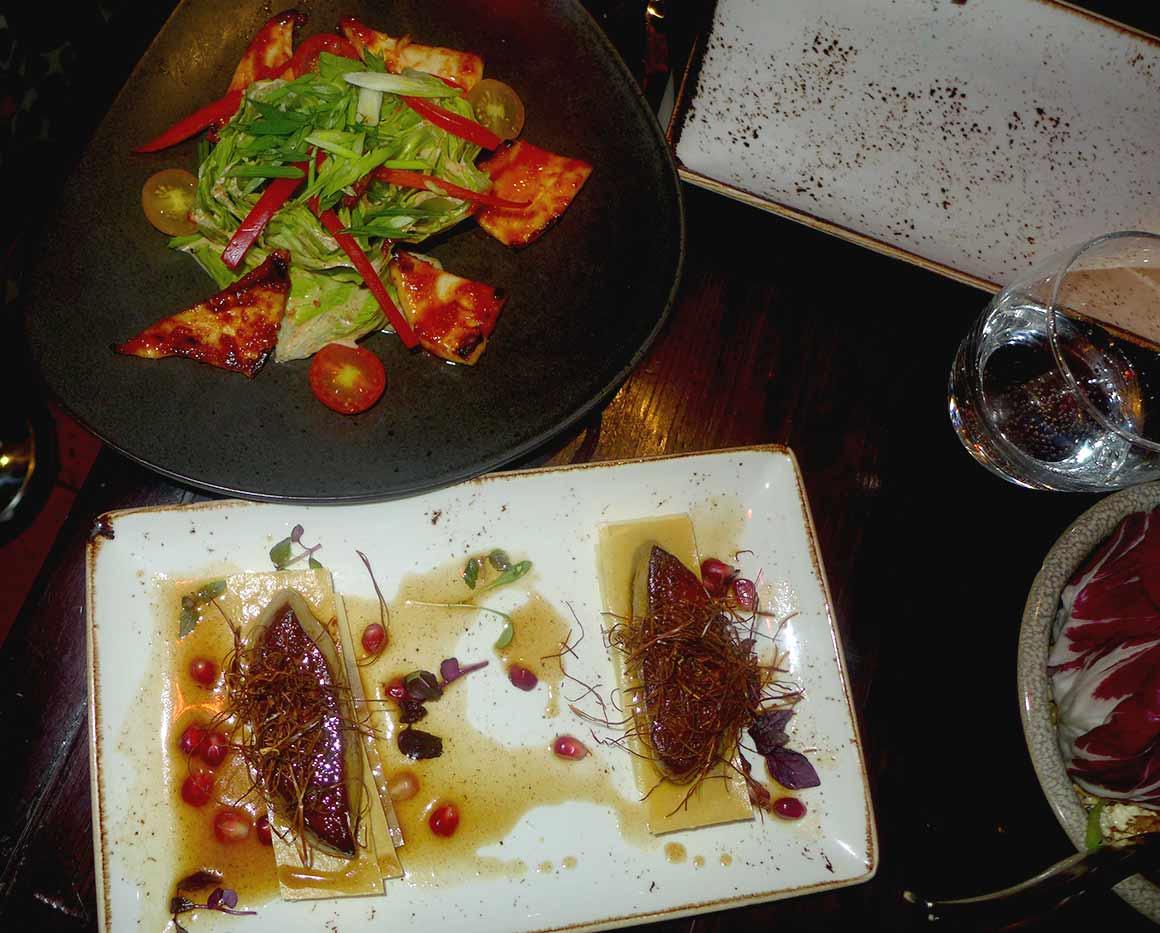 Restaurant Buddha Bar, un délicieux plat