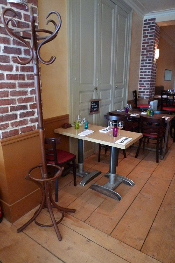 Restaurant Chez Loulou : La salle