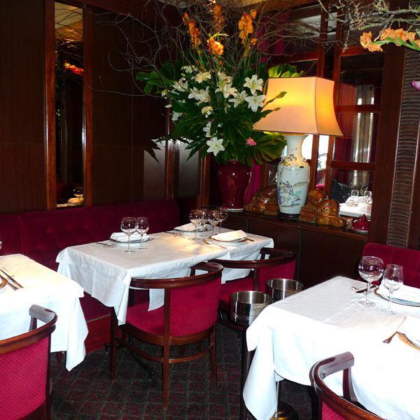 Restaurant Chez Ly : La salle