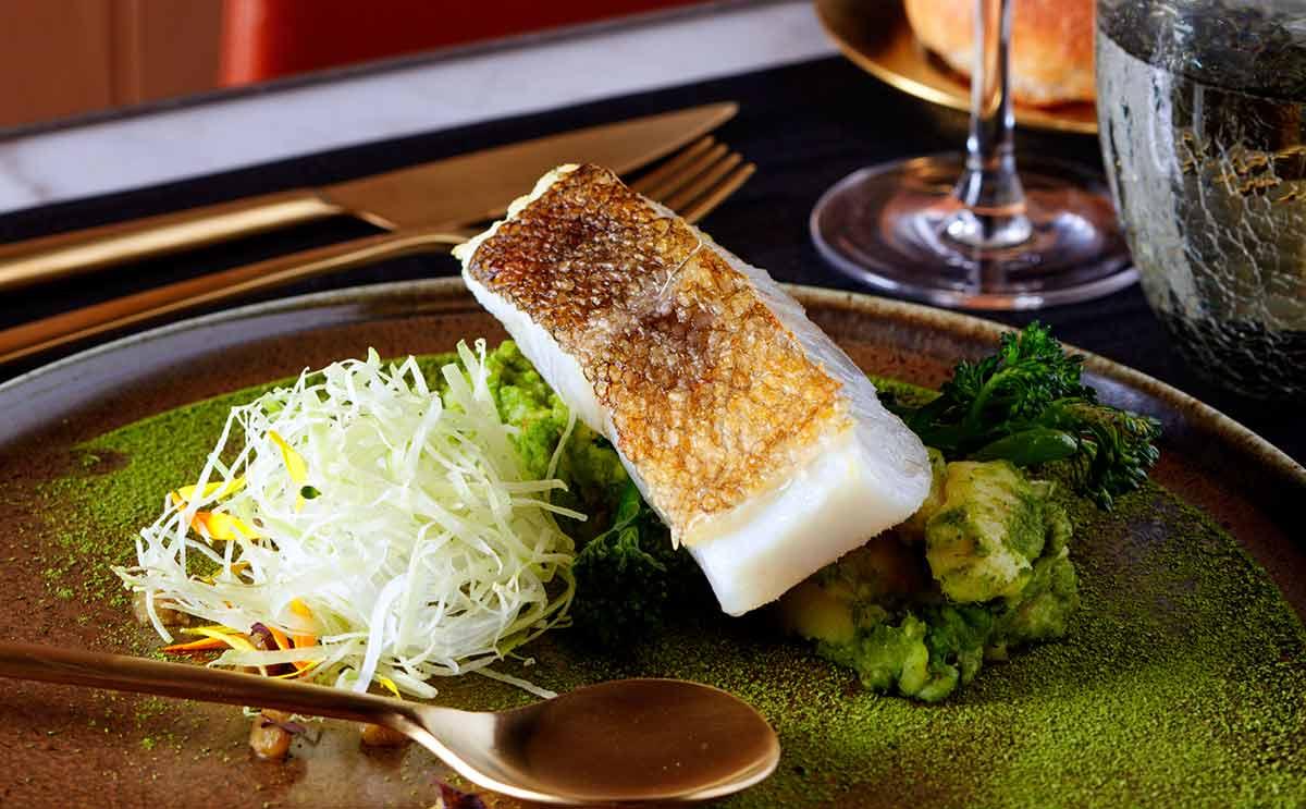 restaurant Chiquette, poisson