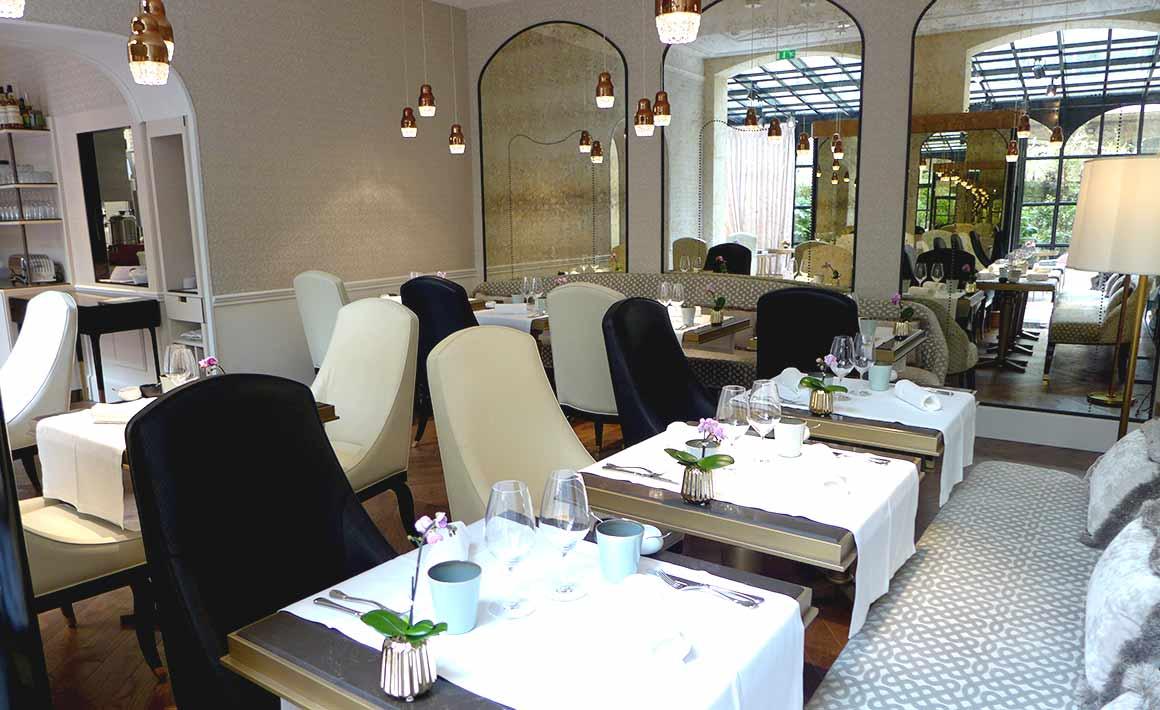 Restaurant Cléo, la salle