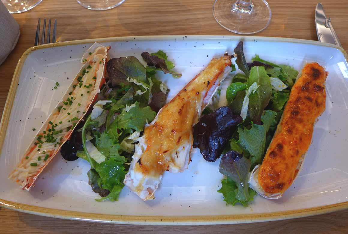 Restaurant CRABE ROYAL, Patte de Crabe Royal du Kamchatka