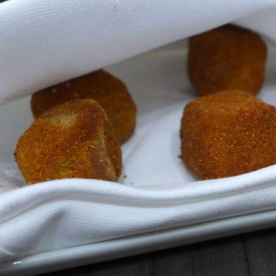 Restaurant Crom'Exquis : Les cromesquis