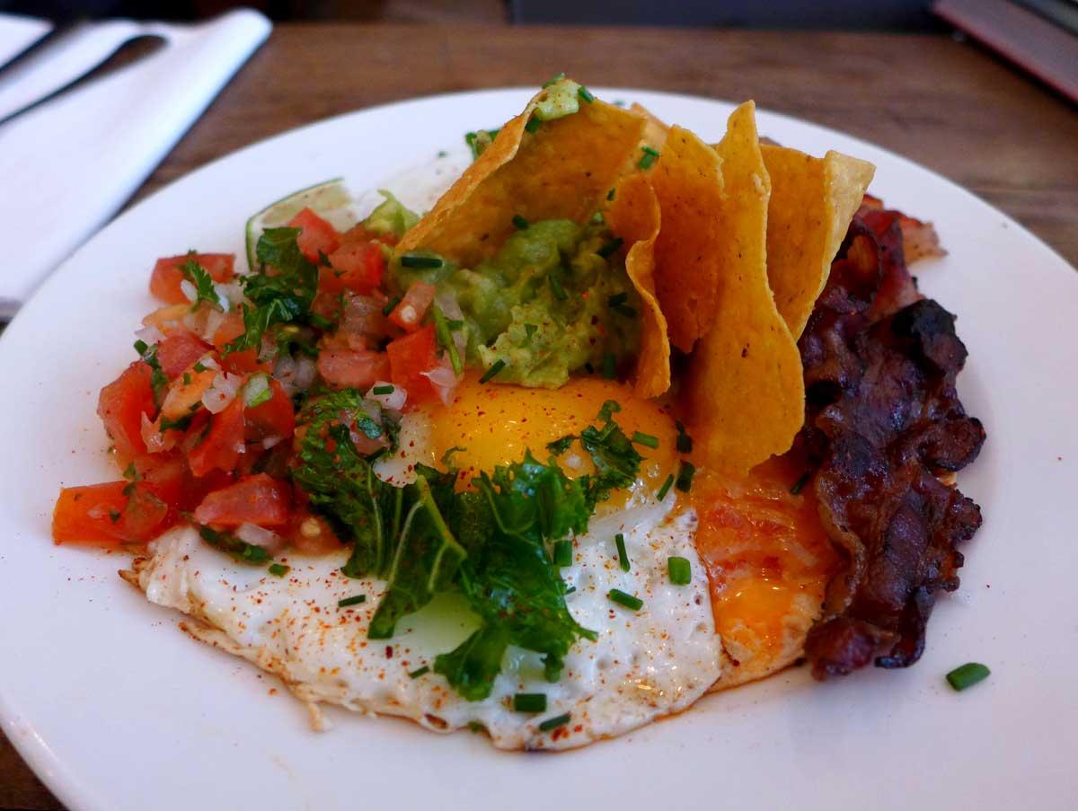 Restaurant COFFEE CLUB: Huevos Rancheros