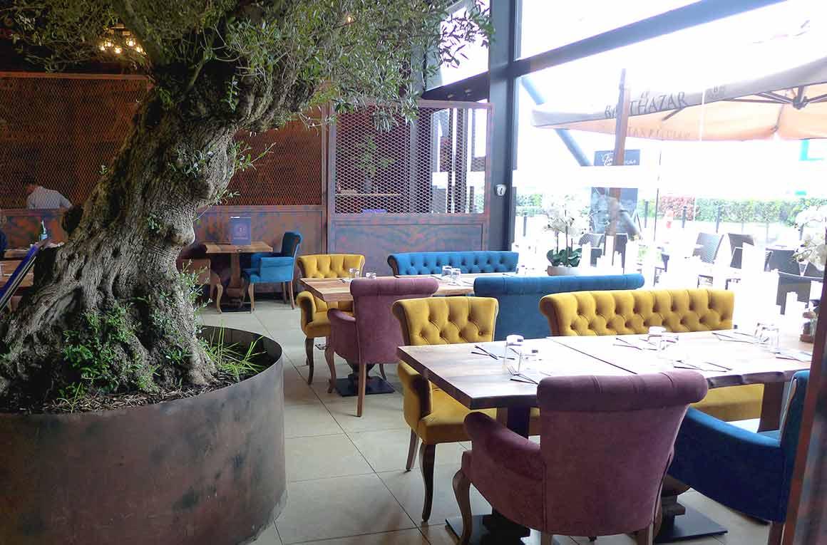 Brasserie Le Balthazar : La salle