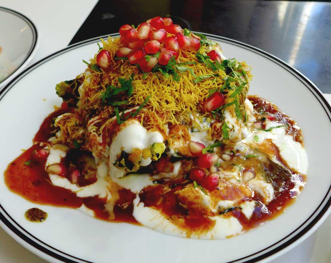 Restaurant DESI ROAD: Palak Patta Chaat
