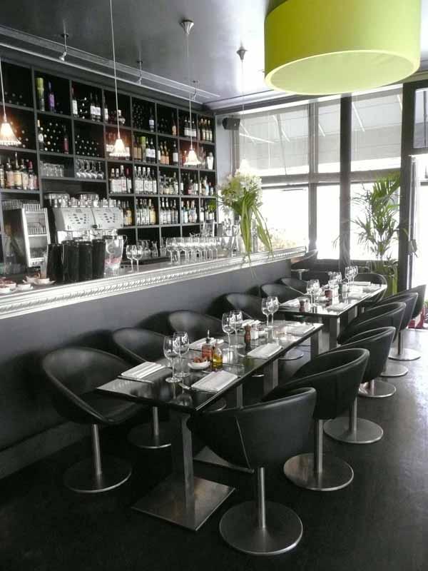 Restaurant Di Vino, La salle