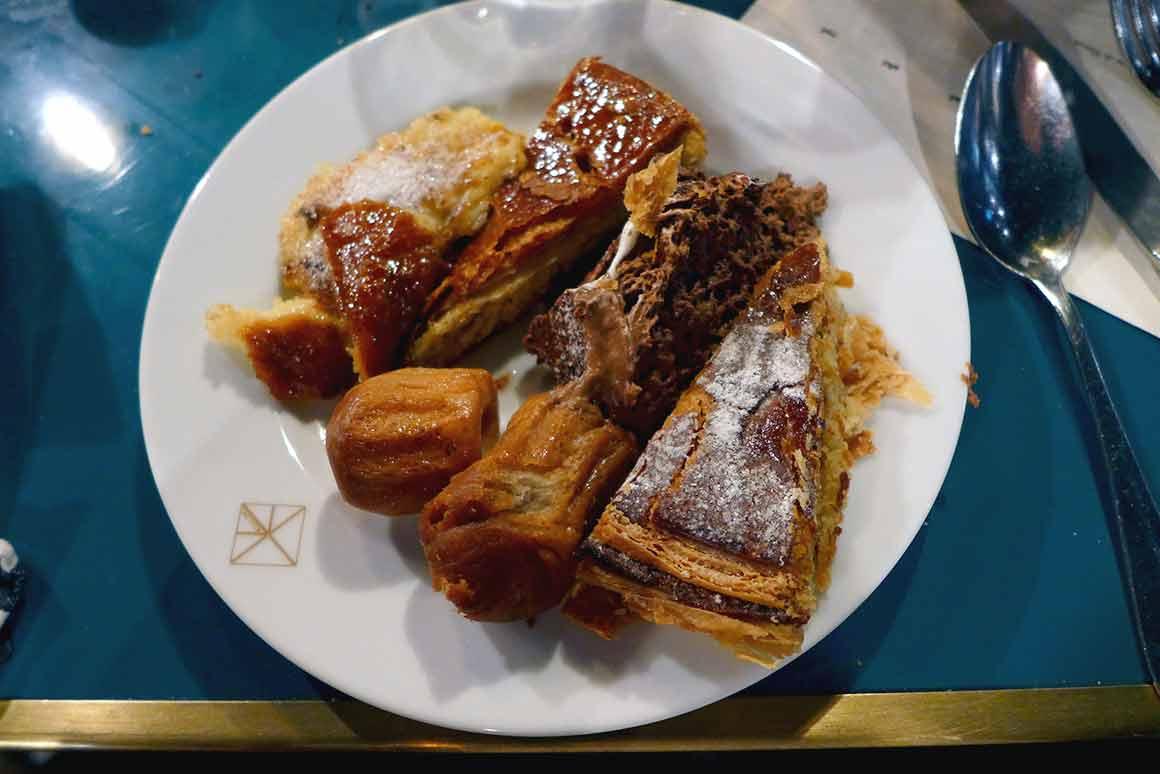Restaurant Boulom, un dessert