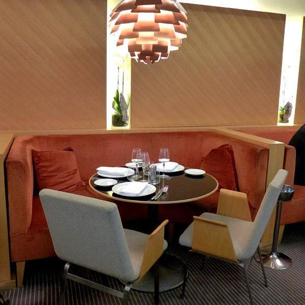 Restaurant Flora Danica : La salle