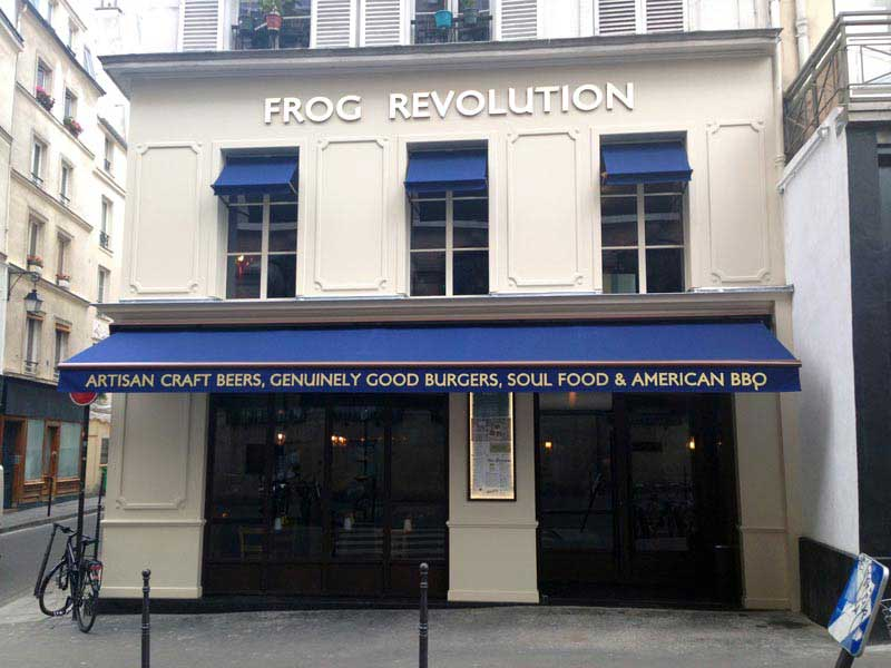 Frog Révolution