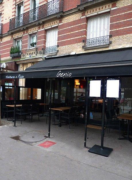 Restaurant Genio, le restaurant